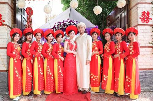 ベトナム 伝統的な結納式